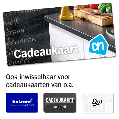 Albert Heijn E-card